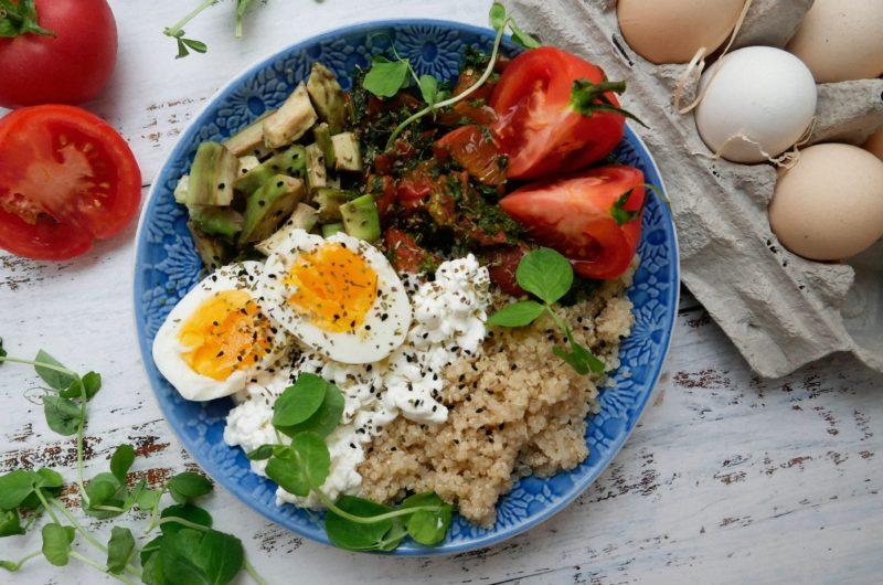 Śniadaniowa miska mocy