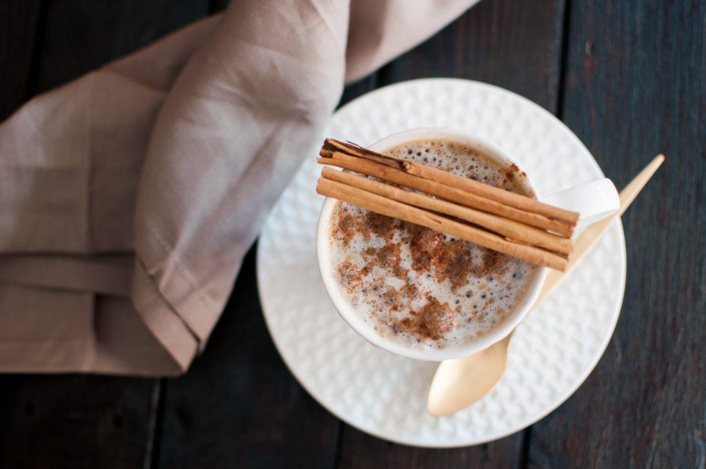 jesienne napary - kawa z przyprawami